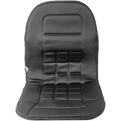 Wagan In9438 2 12v Heated Seat Cushion With Lumbar Support Gray