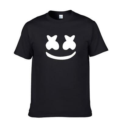 Kids Boys Girls Adults T Shirt Tee DJ Music Game Gaming EDM Dance Marshmello
