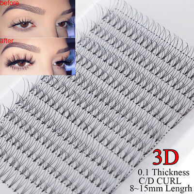 55a1331e5a0 SKONHED 12 Lines Premade Russian Volume Fan Lashes 3D Mink Eyelash  Extensions