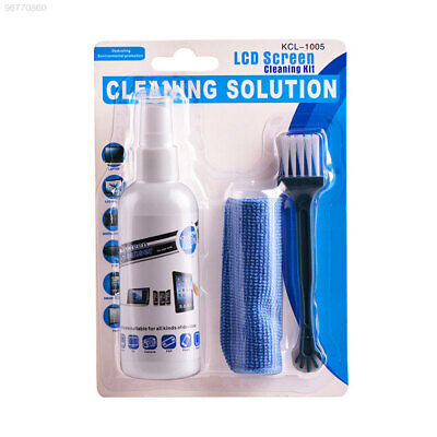 51A6 DF18 Screen Cleaning KIT LCD Cleaner Smart Phone Laptop Screen Cleaning