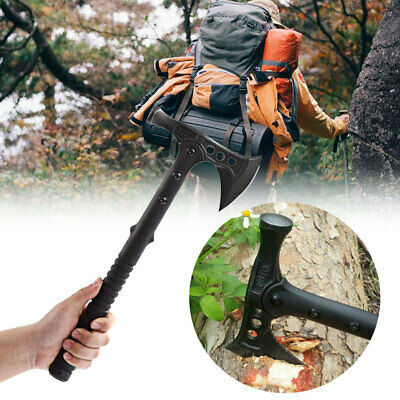 A4CF 4000 Durable Stainless Steel Survival Tool Hammer Axe Jungle Survival Axe