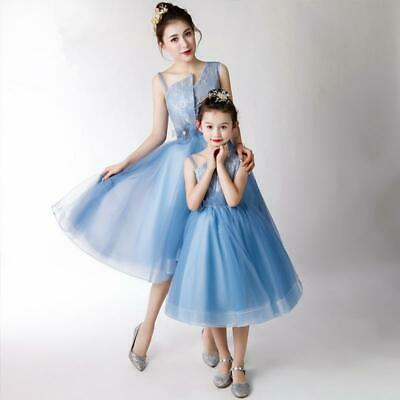 59d4840fd4 MOMMY AND ME Matching Tutus Set Gray Elastic Waist Adult Small/Med ...