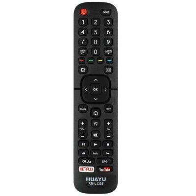 Replacement remote for  HISENSE TV Remote Control RC3394402/01 3139 238