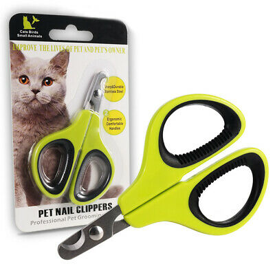 Portable Puppy Nail Clippers Claw Cutters PET DOG CAT Animal Scissors Trimmers