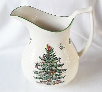 Spode Christmas Tree Jug / Pitcher - NEW - Boxed