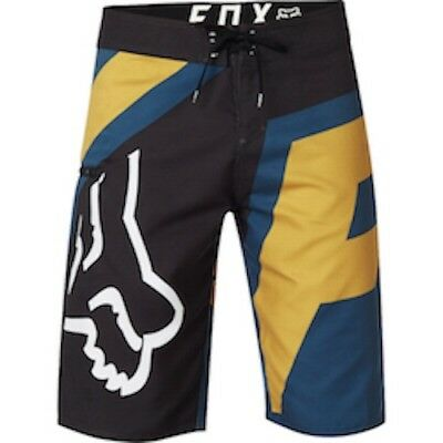 Costume FOX ALLDAY BOARDSHORT Blz/Yellow Tg. 33