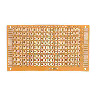 DIY PCB Prototype Solderable Copper Veroboard Stripboard 90mmx150mm CT Q7O7 Q7R4