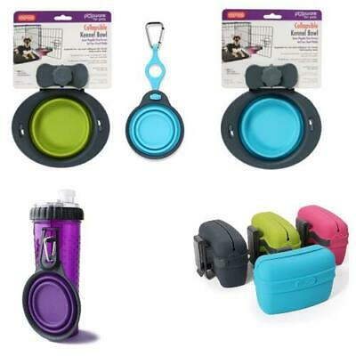 Dexas Popware Dog Travel accessories - Bowl, Snack Drink Bottle