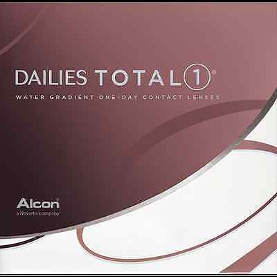 box 90 pack TOTAL 1 lenti a contatto contact lens 1 day kontaktlinse alcon