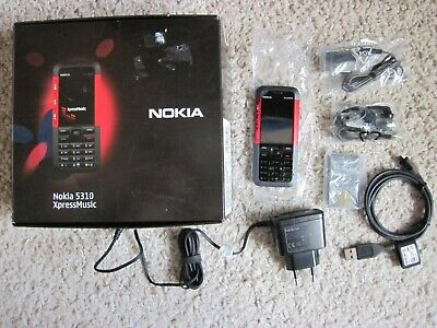 UNLOCKED ORIGINAL NOKIA 5310 XpressMusic Bluetooth MP3