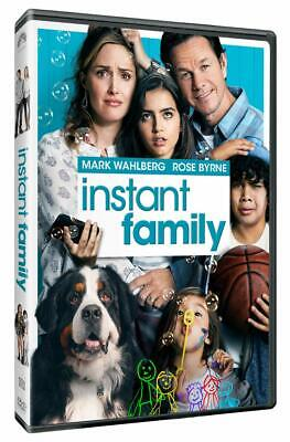 Instant Family (Dvd) Disk Only.