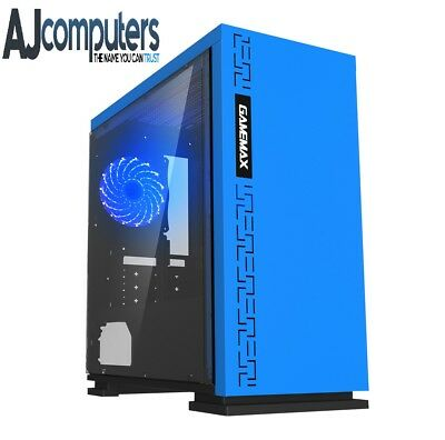 Gaming Computer Pc Windows 10 2GB GT710 Intel Quad Core 4GB RAM 500GB HD WIFI Pc