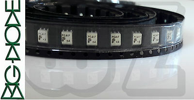 4 x PC417 Sharp Compact Surface Mount Ultra-highSpeed Response OPIC Photocoupler