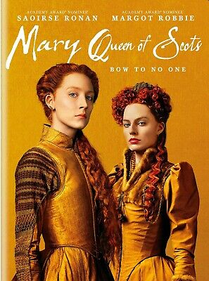 Mary Queen of Scots [DVD] DISK ONLY.
