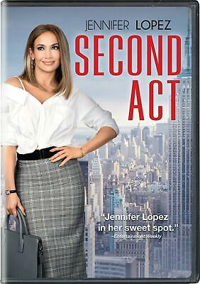 Second Act (Dvd) Disk Only.