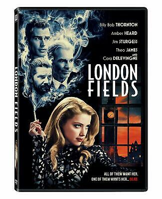 LONDON FIELDS 2019 DVD. New and sealed. Free delivery