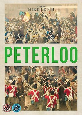 Peterloo DVD. New with free post