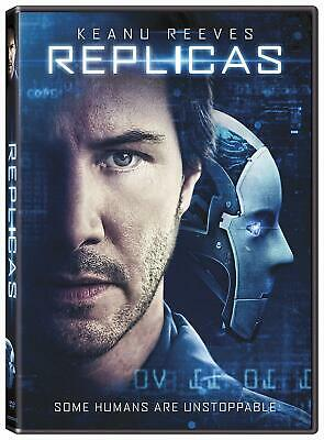 Replicas (2018) [DVD] DISK ONLY.