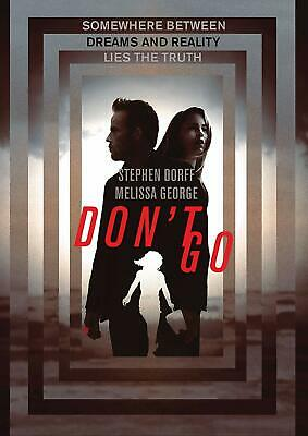 Don't Go (2018) (DVD) DISK ONLY.