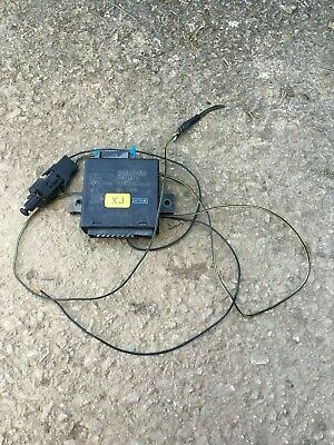 Vauxhall mk2 astra gte 16v brake light switch and control module, c20xe