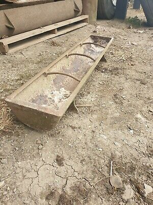 Cast Iron Pig Trough / Feeder / Planter