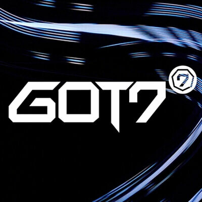 갓세븐 | Got7 [ Spinning Top ] + Pre Order Benefit-Special Card | Sticker
