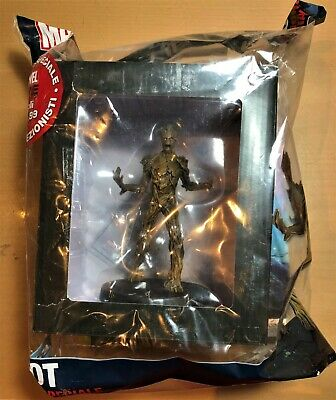 Eaglemoss Marvel Movie Collection - Groot Special Guardiani Della Galassia