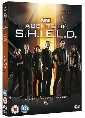MARVEL AGENTS OF SHIELD COMPLETE FIRST SEASON NEW SEALED DVD and sent by rec/del