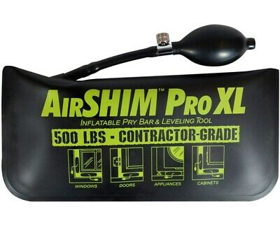Calculated Industries 1194 AirShim Pro XL Inflatable Pry Bar and Leveling Tool