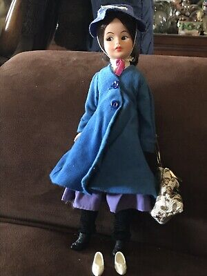 Mary Poppins Bambola Horseman Vintage Doll Bambole Fashion Bambole