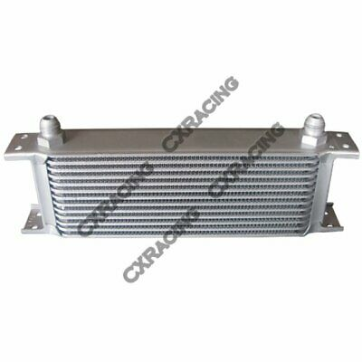 Universal 13 row 6AN Transmission Engine Oil Cooler Hi Performance