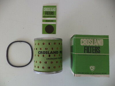 Crosland 456 Fuel Filter Element Fordson Dexta,Major,Fe35,Mf65,Landini,Renault