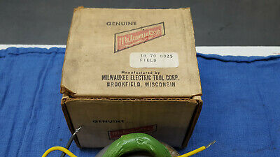 Genuine Milwaukee Field Part # 18-10-0045 Same as 18-10-0055 New Old Stock