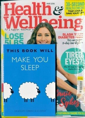 Health & Wellbeing Magazine Issue March 2018 ~ New ~