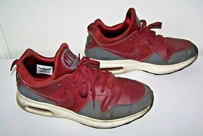 ae0dbe56a Nike Air Max Prime SL Team Red/Grey 876069-601 Shoes Sneakers Mens 11.5
