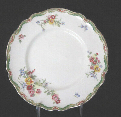 VTG Johnson Bros Old Staffordshire China ILFORD 9 inch Luncheon Dinner Plate