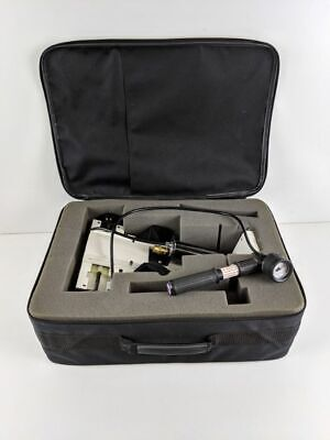 Saunders Cervical HomeTrac Deluxe Traction Device W/ Case Model 100399