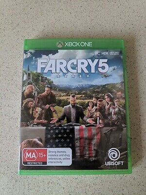FAR CRY 5 Xbox One Brand New Game - $32 87 | PicClick AU