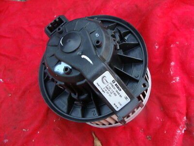 Ford Fiesta Heater Blower Motor