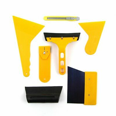 Car Window Tint Tools Kit Auto Film Squeegee Wrapping Application Installation
