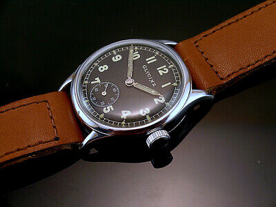 GLYCINE (DH) , RARE MILITARY WRISTWATCHES for GERMAN ARMY, WEHRMACHT of WWII
