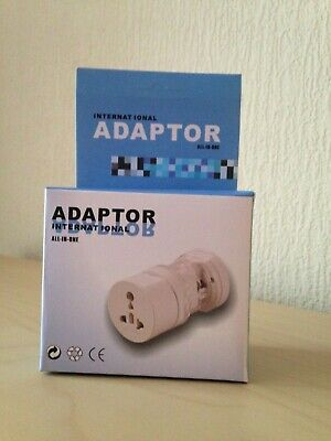Adaptateur Prises All-in-One