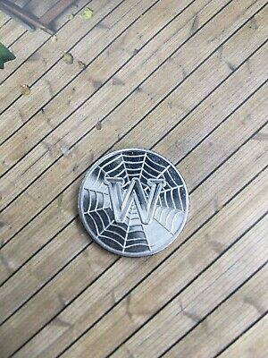 Rare 10p Coin UK – Letter W–  World Wide Web 2019 – Uncirculated