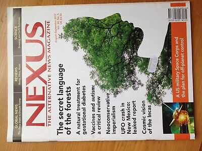 nexus magazine lots available
