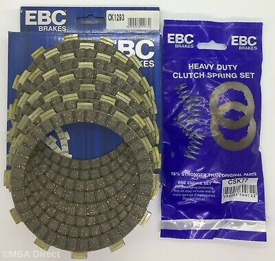 Honda CR125 (2004 to 2007) EBC Heavy Duty Clutch Friction Plates and Spring Kit