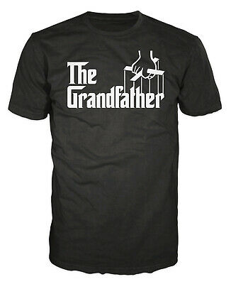 The Grandfather Funny Grandad Father's Day Godfather Gift Present T-shirt