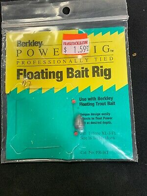 Berkley Power Rig (Lot of 10)