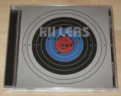Killers - Direct Hits (CD 2013). Ex Cond