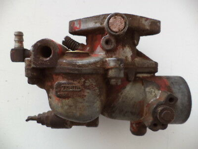 Zenith L806 Carburetor(12108D)Zenith Series 68 Used On Gravely Model L Tractors