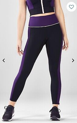 ec2a29e4952dac NWT FABLETICS ULTRA High-Waisted Statement Powerhold Legging - Size ...
